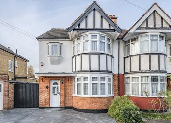 Thumbnail 4 bed semi-detached house for sale in Lowlands Road, Pinner, Middlesex