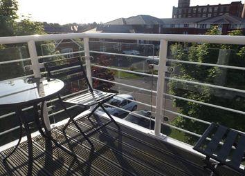 Thumbnail 2 bedroom flat to rent in Mill Court, Atherton Close, Ashton-On-Ribble