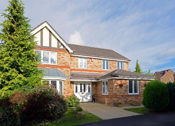 Thumbnail 4 bed detached house for sale in Arundel Close, Telford
