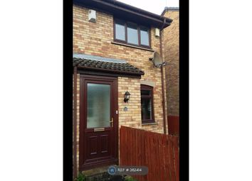 Thumbnail 2 bed end terrace house to rent in Gairbraid Court, Glasgow