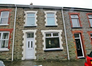 Thumbnail 3 bed terraced house for sale in Prichard Street, Tonyrefail, Porth, Rhondda, Cynon, Taff.