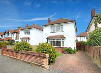 Thumbnail 3 bedroom detached house for sale in Balcombe Avenue, Broadwater, Worthing