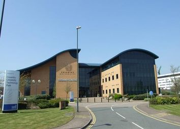Thumbnail Office to let in Techno Centre, Coventry University Technology Park, Puma Way, Coventry
