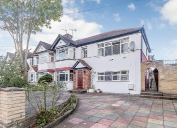Thumbnail 6 bed semi-detached house for sale in Spencer Road, Wembley, Middlesex