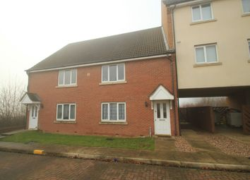 Thumbnail 1 bed maisonette for sale in Creswell Place, Cawston, Rugby