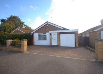 Thumbnail 3 bed bungalow for sale in Goodwood Avenue, Parklands, Northampton