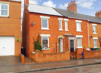 Thumbnail 2 bed semi-detached house for sale in Hinwick Road, Wollaston, Northamptonshire