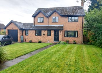 Thumbnail 3 bed detached house for sale in Shaving Lane, Worsley