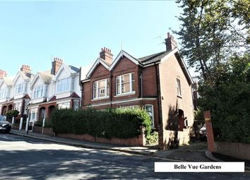 Thumbnail 2 bed flat to rent in Belle Vue Gardens, Kemp Town, Brighton