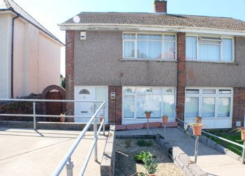 2 bed semi-detached house to rent in Pentregethin Road, Ravenhill, Swansea SA5