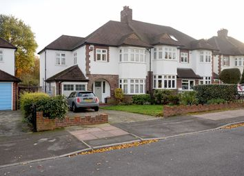Thumbnail 4 bed semi-detached house for sale in Cumberland Road, Bromley