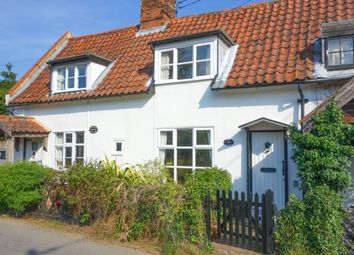 Thumbnail 2 bed cottage to rent in Mill Road, Holton, Halesworth