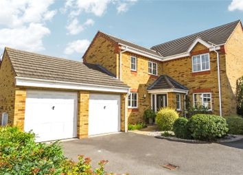 Brunel Drive, Biggleswade, Bedfordshire SG18. 4 bed detached house
