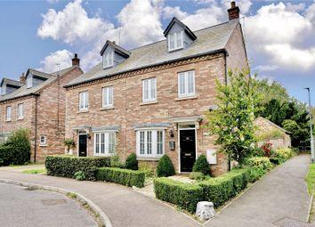 4 bed semi-detached house for sale in Hampton Close, Fenstanton, Huntingdon, Cambridgeshire PE28