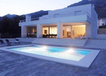 Thumbnail 5 bed villa for sale in Spain, Valencia, Alicante, Altea