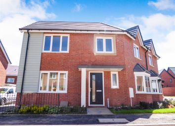 Thumbnail 3 bed semi-detached house to rent in Shetland Close, Brook Vale, Mansfield