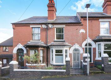 Thumbnail 3 bed terraced house for sale in Talbot Street, Kidderminster