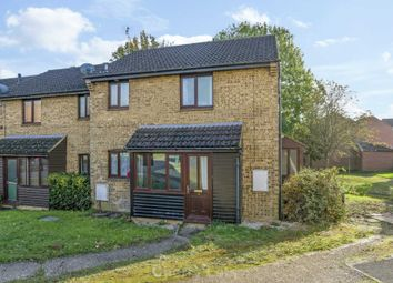 Thumbnail 1 bed end terrace house to rent in Bedford Close, Banbury
