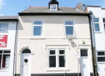Thumbnail 1 bed terraced house to rent in Werburgh Street, Derby