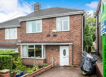 Thumbnail 3 bed semi-detached house for sale in Oakfield Road, Lobley Hill, Gateshead