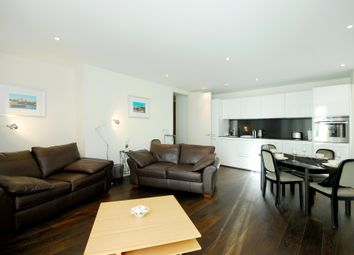 Thumbnail 2 bed flat to rent in Bishops Square, London