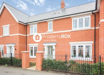 3 bed terraced house for sale in Wildeve Avenue, Colchester CO4