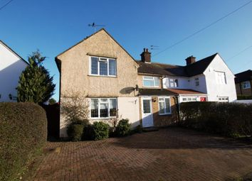 Thumbnail 3 bed semi-detached house for sale in Fuller Road, Watford