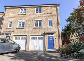Thumbnail 3 bed terraced house for sale in Redshank Close, Soham, Ely
