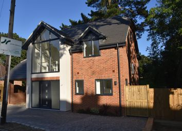 Thumbnail 4 bed detached house for sale in Collaroy Road, Cold Ash, Thatcham