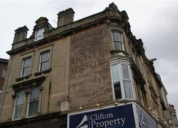 Thumbnail 3 bed flat to rent in Whiteladies Road, Clifton, Bristol