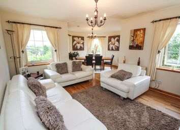 Thumbnail 3 bed flat for sale in Taylor Green, Livingston