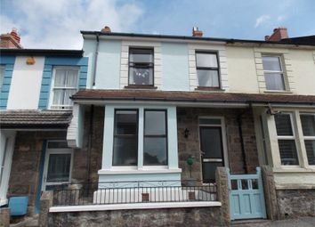 Thumbnail 3 bed terraced house for sale in Raymond Road, Redruth