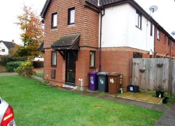 Thumbnail 1 bedroom semi-detached house to rent in Tabbs Close, Letchworth Garden City