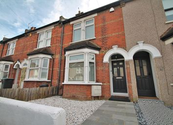 Portland Avenue, Gravesend DA12. 2 bed terraced house for sale