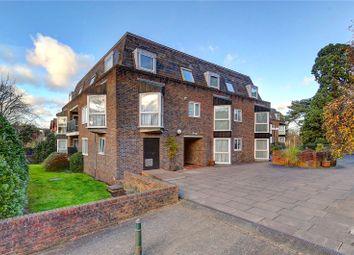 Thumbnail 1 bed flat to rent in Stoneydeep, Twickenham Road, Teddington