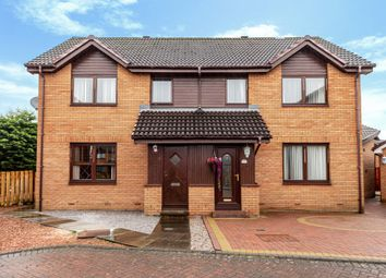 Thumbnail 3 bed semi-detached house for sale in 9 Montgomery Well, Carron