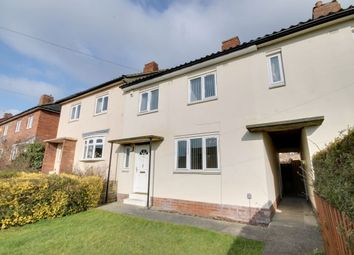 Thumbnail 3 bedroom terraced house for sale in Ridsdale Avenue, West Denton, Newcastle Upon Tyne