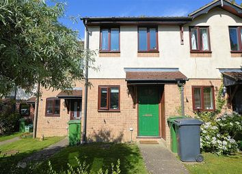 Thumbnail 2 bedroom terraced house to rent in Horseshoe Crescent, Burghfield Common, Reading