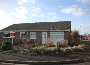 Thumbnail 2 bed semi-detached bungalow for sale in Blackberry Drive, Worle, Weston-Super-Mare