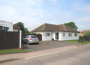Thumbnail 3 bed detached bungalow for sale in South Street, Litlington, Royston