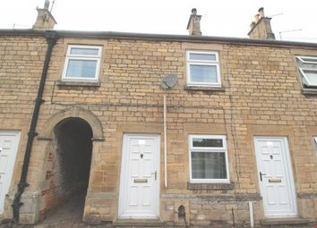 Thumbnail 2 bed cottage to rent in Ermine Street, Ancaster, Grantham