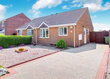 Thumbnail 2 bed bungalow for sale in Meadowbank, Great Coates, Grimsby