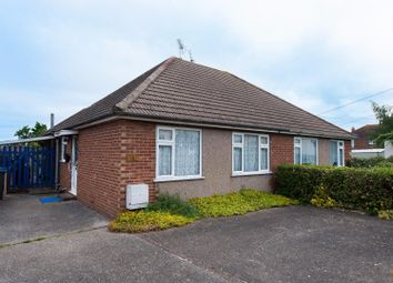 Thumbnail 2 bed semi-detached bungalow for sale in Saddleton Road, Whitstable