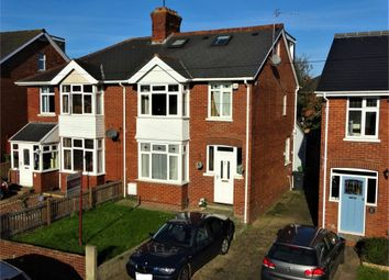 Thumbnail 4 bed semi-detached house for sale in Chard Road, Heavitree, Exeter, Devon