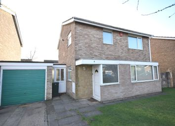 Thumbnail 3 bed detached house for sale in Lych Gate Close, Cantley, Doncaster