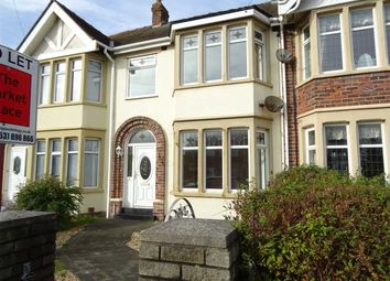 Thumbnail 3 bed property to rent in Knowle Avenue, Blackpool