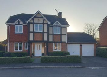 Thumbnail 5 bed detached house for sale in Ladyfields Close, Bobbing, Sittingbourne, Kent