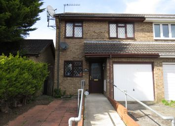 Thumbnail 3 bedroom semi-detached house for sale in Bullfinch Close, Poole