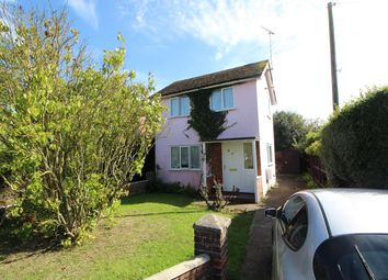 2 bed detached house to rent in Rectory Road, Colchester CO7