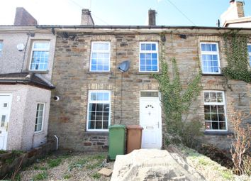 Thumbnail 2 bed terraced house to rent in Mill Street, Risca, Newport